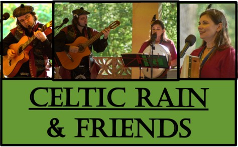 Celtic Rain Labels